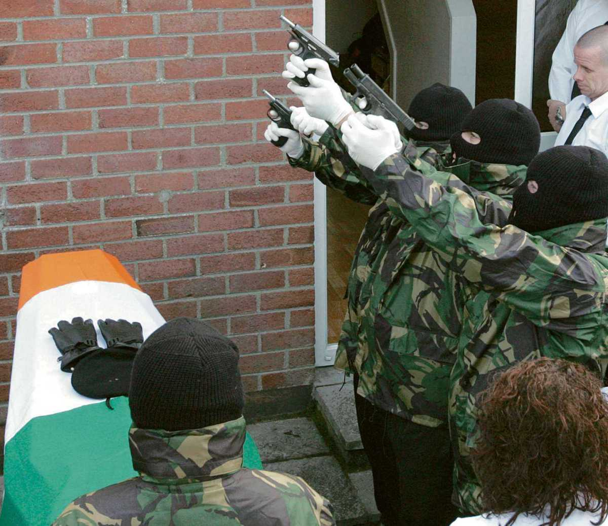 Is the US more likely to experience The Troubles of Northern Ireland, or the Spanish Civil War?