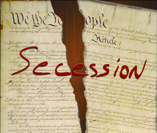 The US Constitution is a Secession Document