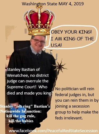 The Primary Enemies of Our Civilization are Activist Federal Judges