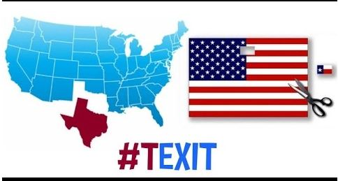 The effects of Texas secession on the politics of the US and on Texas